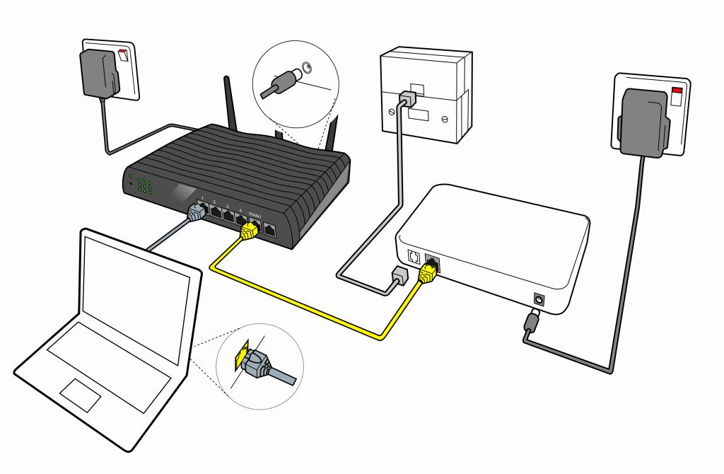 ISP Installation