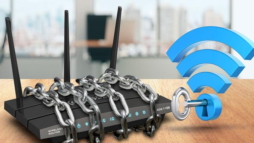 Keep Your Home Wi-Fi Safe in 4 Simple Steps